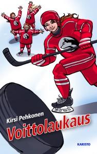 Voittolaukaus, Karisto 2015, Topelius-palkintoehdokas 2016.